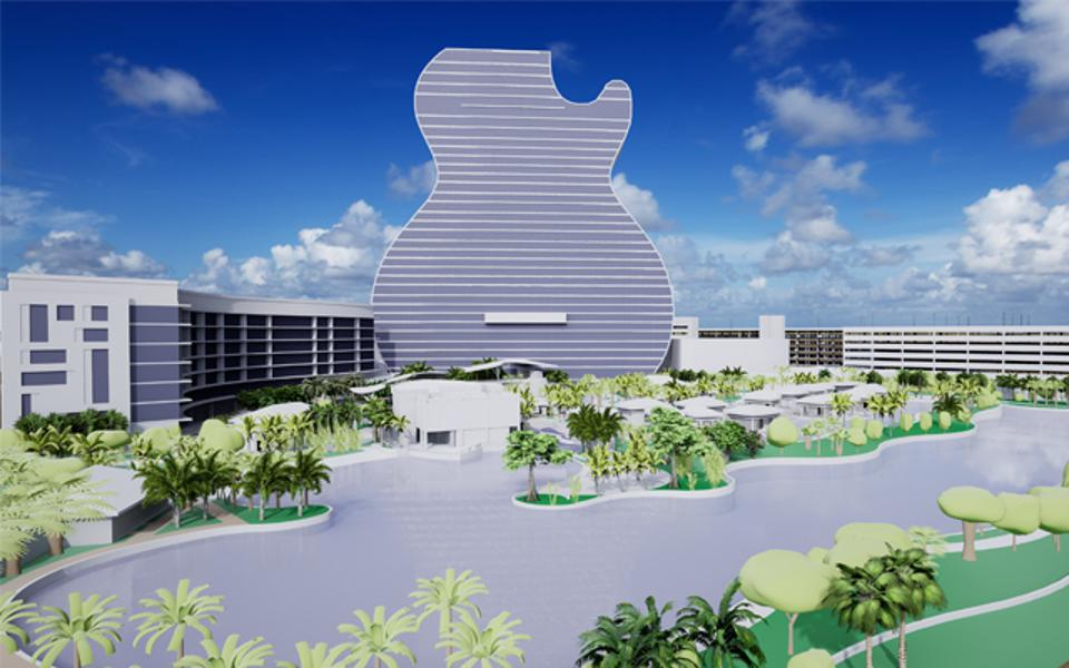 4 Unexpected Benefits Of VR: How The New Seminole Hard Rock Hotel & Casino Is Taking Shape