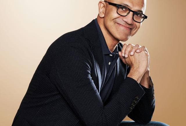 Exclusive CEO Interview: Satya Nadella Reveals How Microsoft Got Its Groove Back