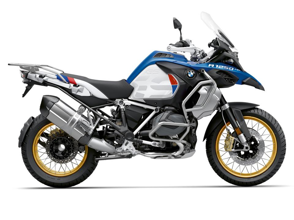 The most popular adventure bike gets a makeover.