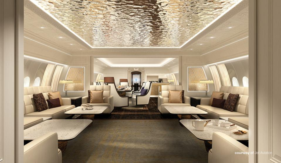 Boeing Won't Sell Many VIP Versions Of The 777X, But Check Out How Fabulous They'll Be