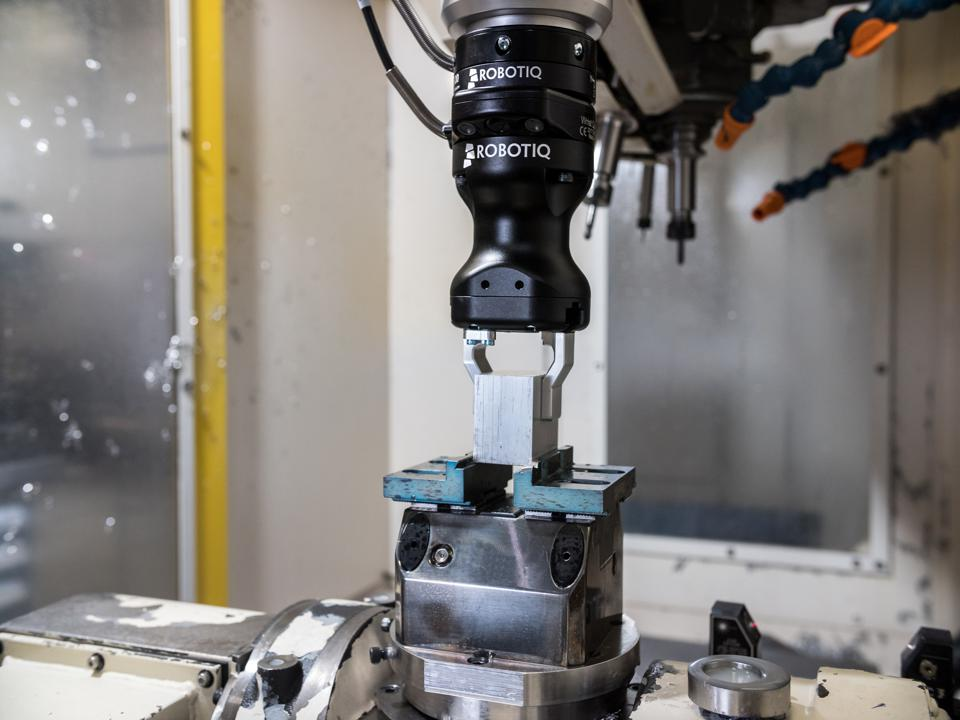 This Startup Just Raised $23 Million To Build More Collaborative Robots