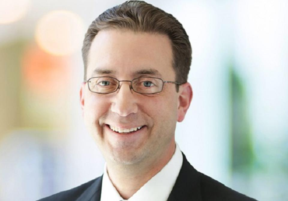 Stephen Scharf, the DTCC's chief of security, warns about the potential systemic risk of blockchain and more.