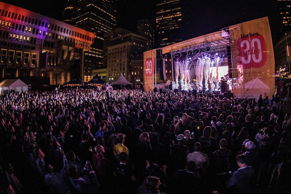 How To Maximize Your Brand's ROI With Live Event Partnerships