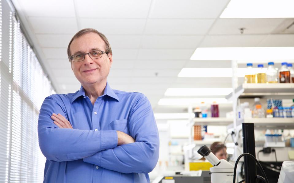 Before He Died, Paul Allen Gifted $125 Million To A New Institute To Study The Immune System