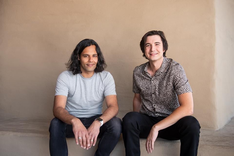 Robinhood cofounders and co-CEOs Baiju Bhatt and Vlad Tenev are trying to make a marketing splash with their new high-interest checking and savings accounts.
