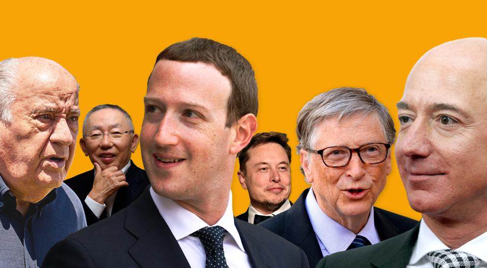 The Biggest Billionaire Winners And Losers Of 2018