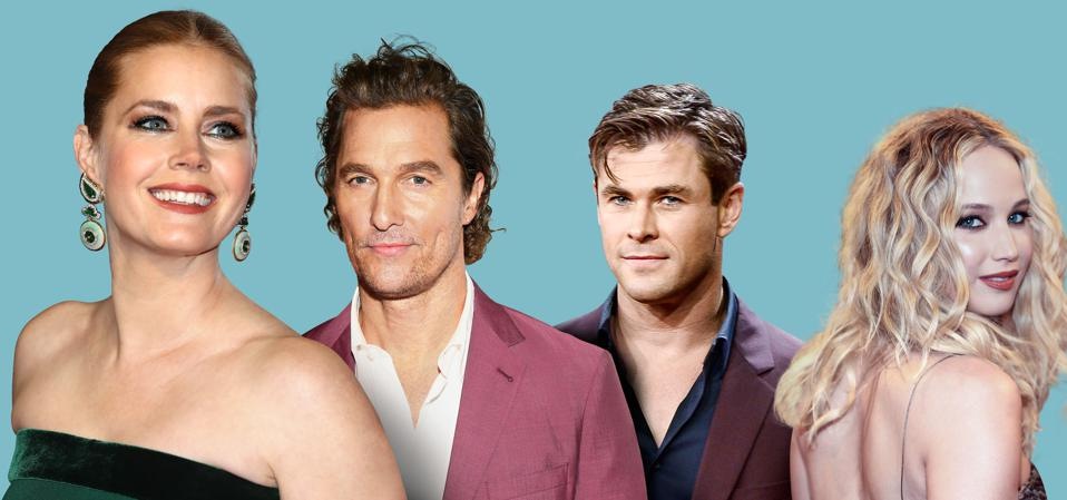 Hollywood's Best Actors For The Buck: 'Avengers' Stars Earn Top ROIs, Matthew McConaughey and Christian Bale Flop