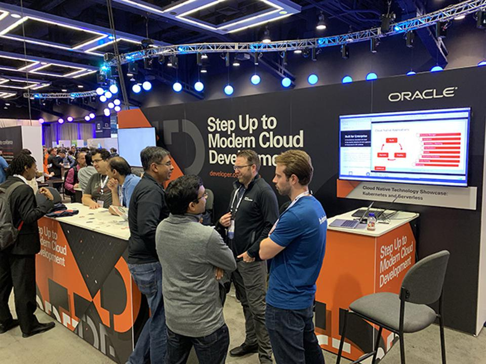 Oracle BrandVoice: At KubeCon 2018, Kubernetes Lifts Cloud