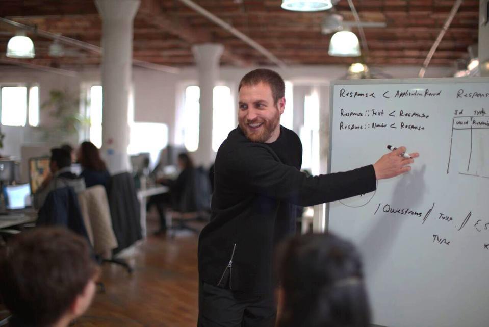 MyBankTracker cofounder and AD:60 CEO, Alex Matjanec.