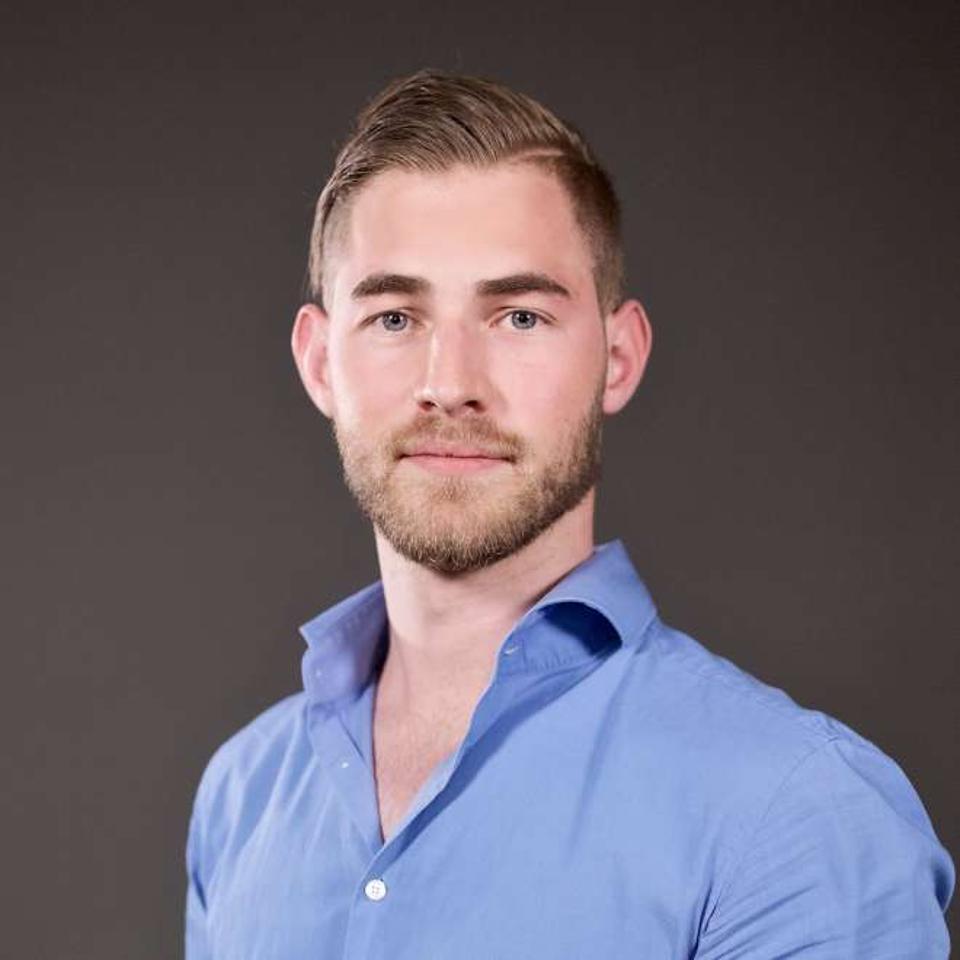 Alex Weber หัวหน้าฝ่ายการตลาดระหว่างประเทศของ N26