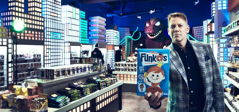Even In The iPhone Age, Funko's Fast-Moving Toy Business Is Thriving