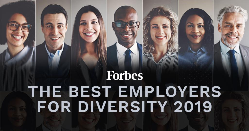 Forbes Best Companies To Work For 2020 Best Employers For Diversity
