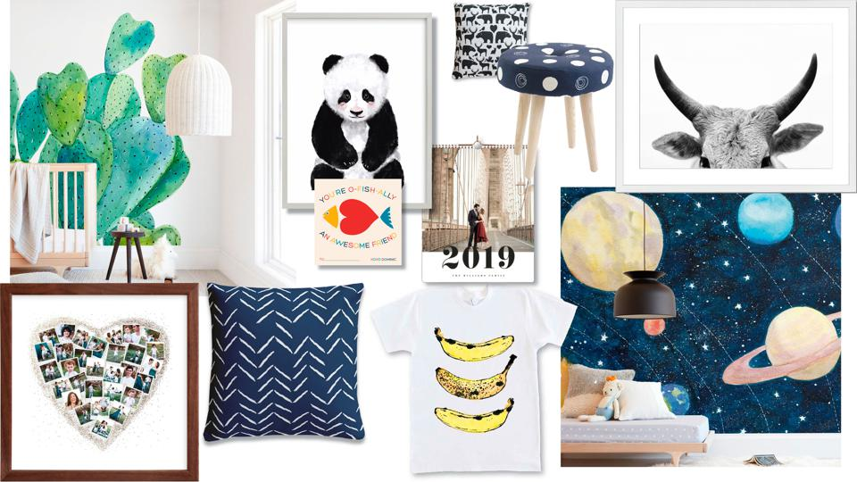 Minted's business is more than greeting cards: The company now crowdsources designs for everything from murals and printed art to calendars and clothing.