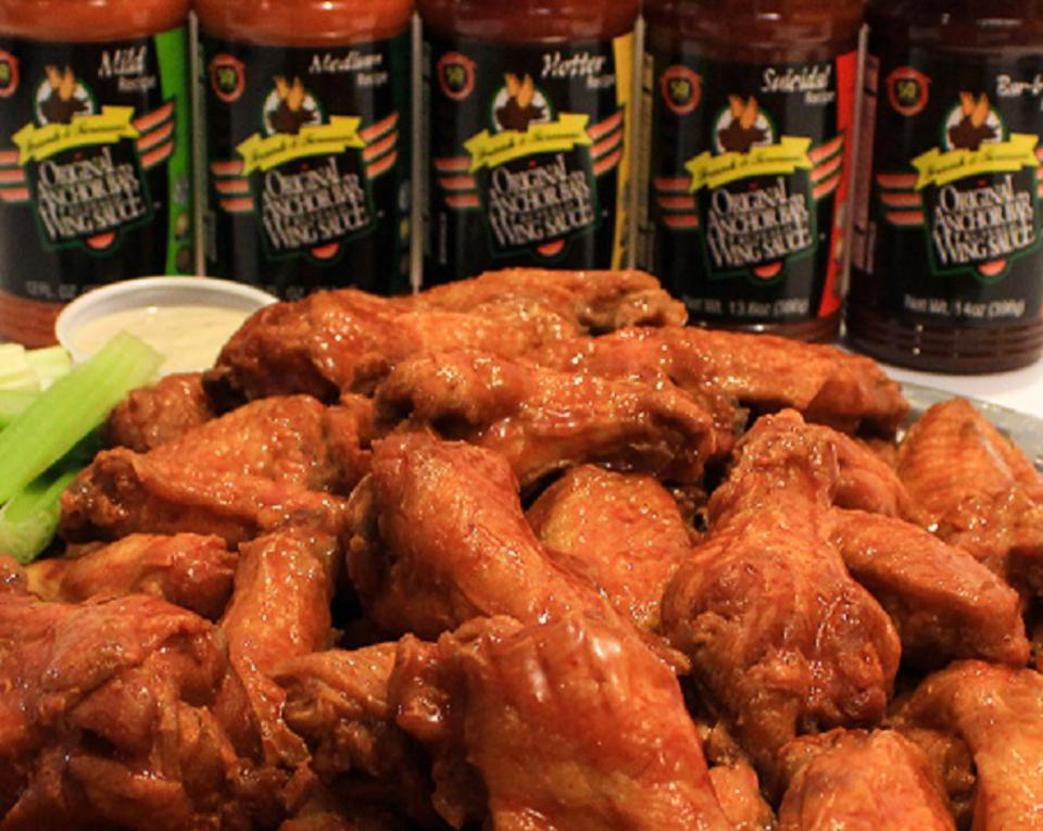 Anchor Bar in Buffalo, NY is widely credited as the creator of the original buffalo wing.