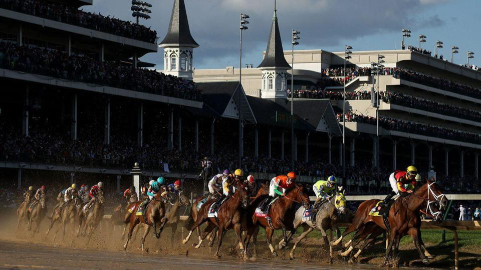 How 143-Year-Old Churchill Downs Keeps Betting -- And Winning -- On A Dying Sport