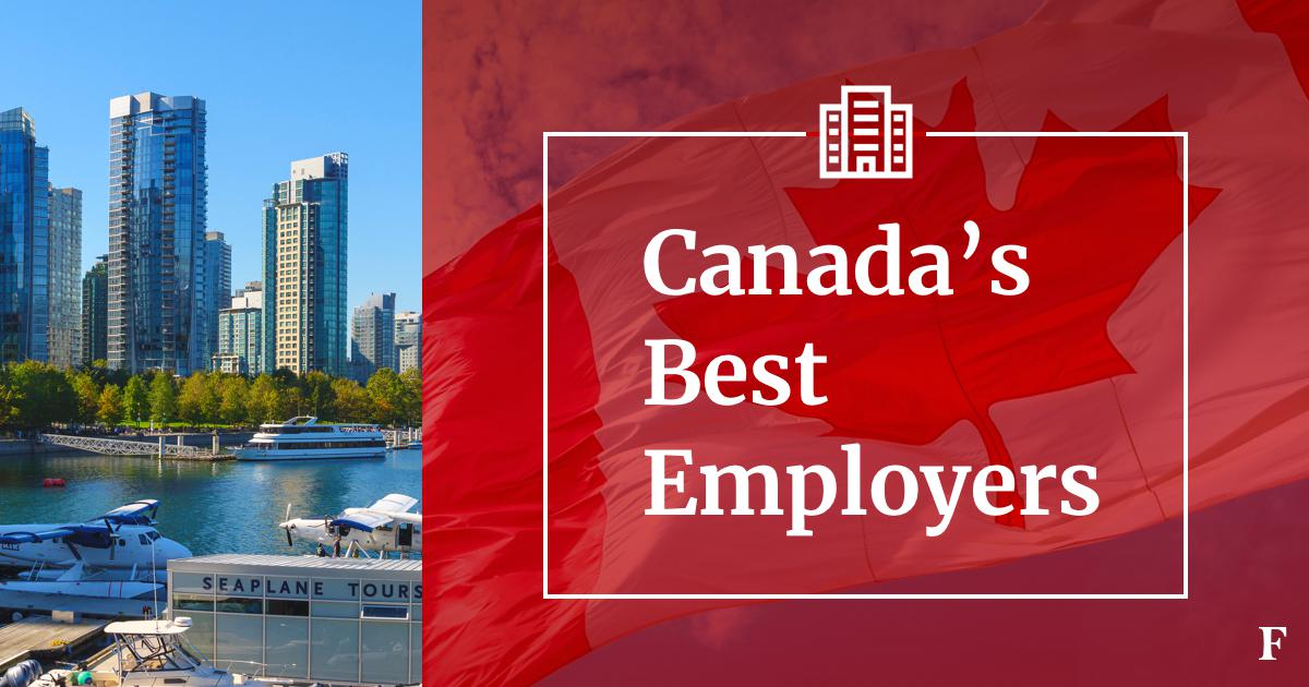 Canada's Best Employers