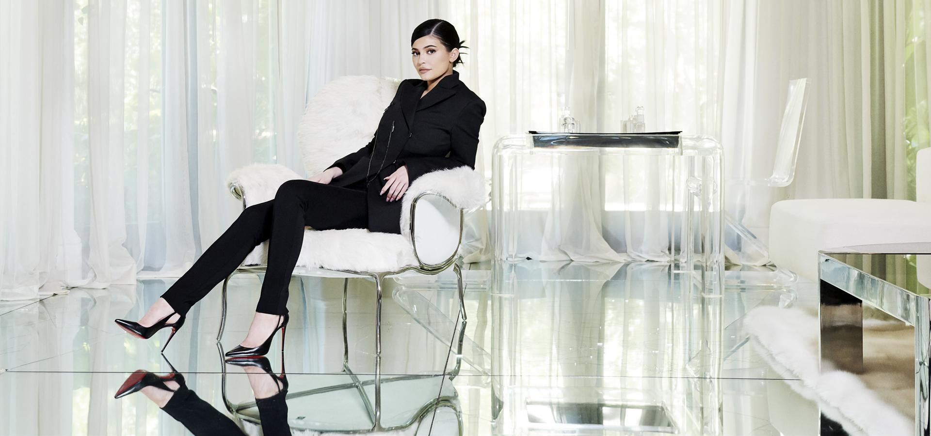 How 20-Year-Old Kylie Jenner Built A $900 Million Fortune In