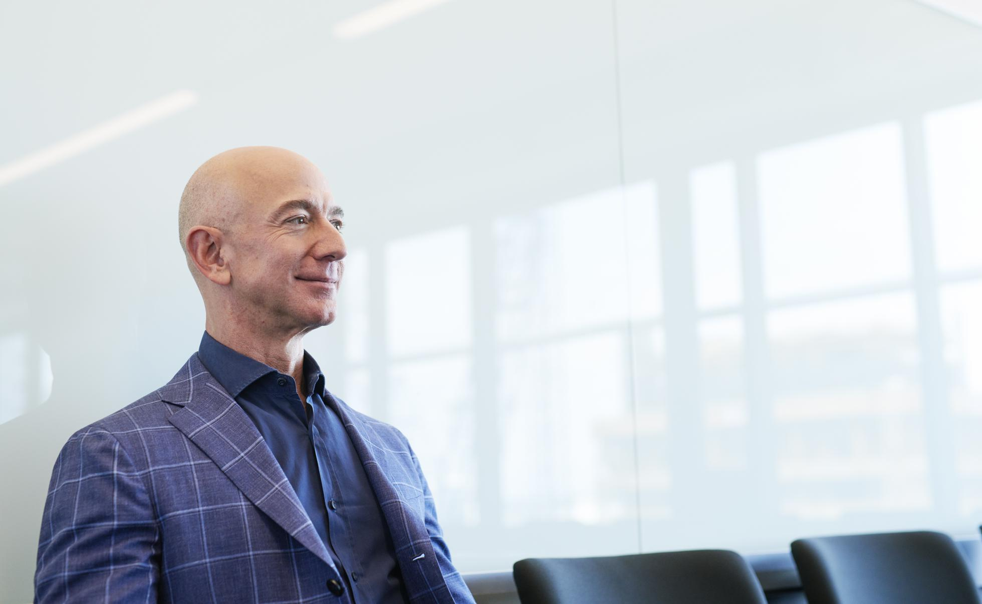 Amazon founder Jeff Bezos is stepping down as CEO after 27 years at the helm and transitioning to executive chairman.