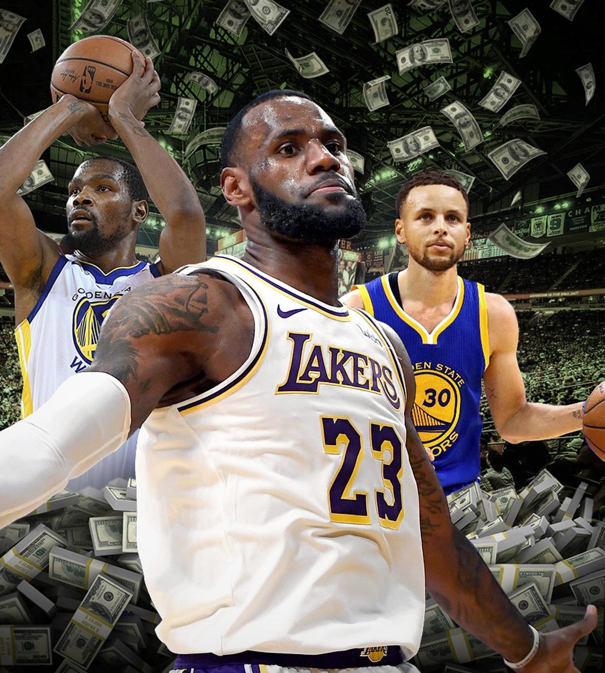 NBA Team Values 2019: Knicks On Top At $4 Billion