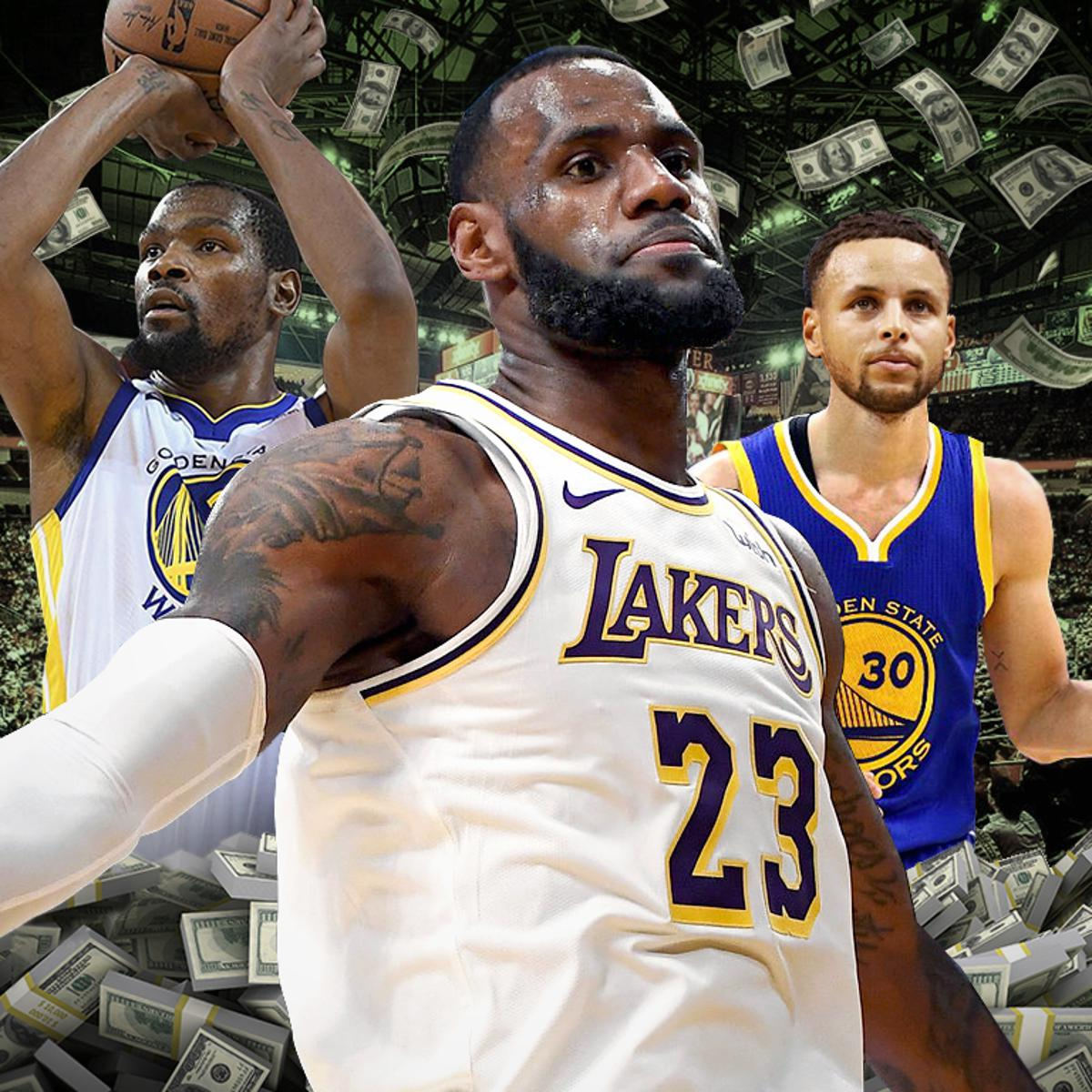 online store 23d7f 433f9 NBA Team Values 2019: Knicks On Top At $4 Billion