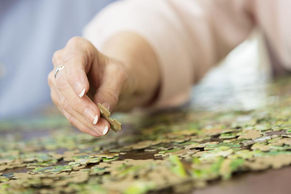With a good plan, investment and tax knowledge, and sound advice from fiduciaries and lawyers, you'll be well on your way to solving the puzzle.