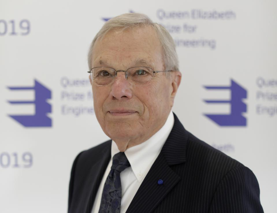 Bradford Parkinson was the lead engineer who directed the development of GPS in the late 1970s.