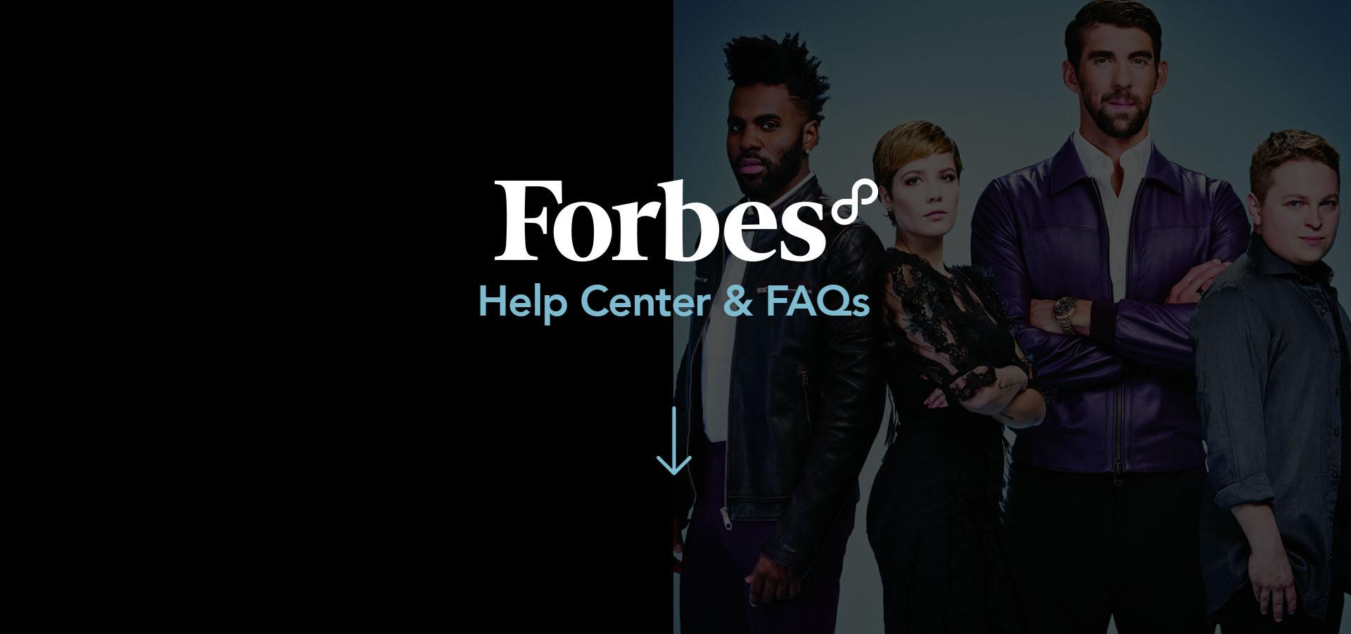 Forbes8 Help Center