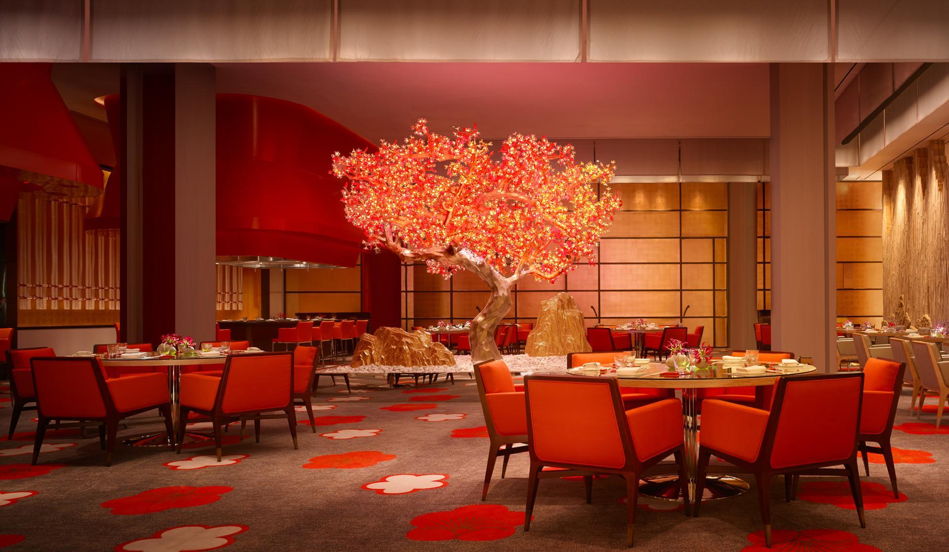 Mizumi at Wynn Palace Macau embraces the Japanese concept of