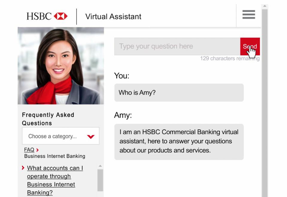 Banks Are Promoting 'Female' Chatbots To Help Customers