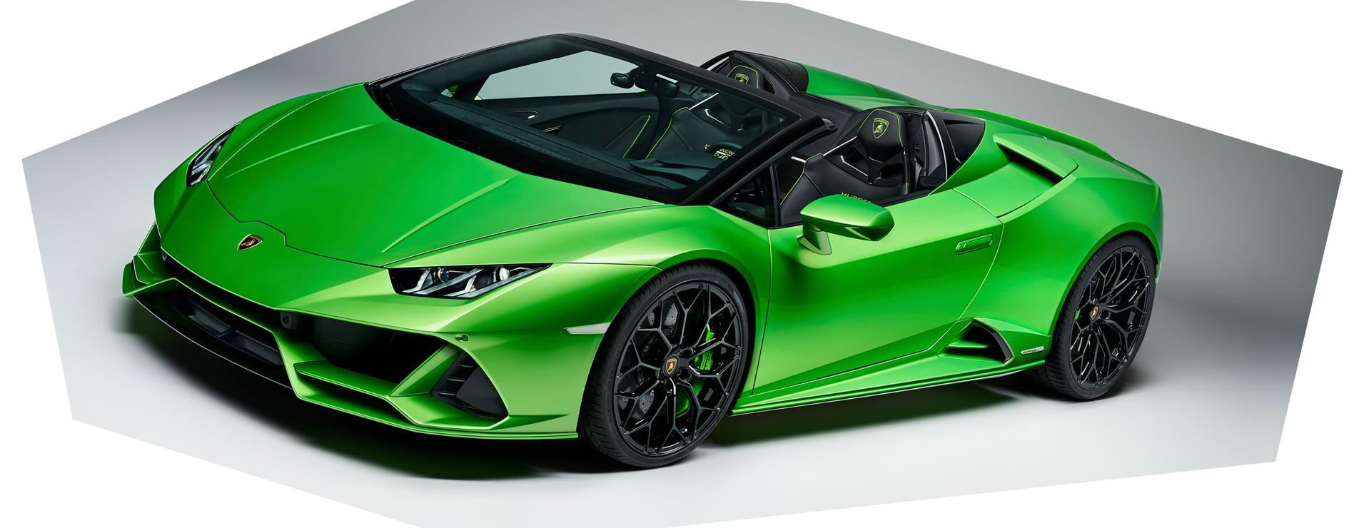 Lamborghini-green