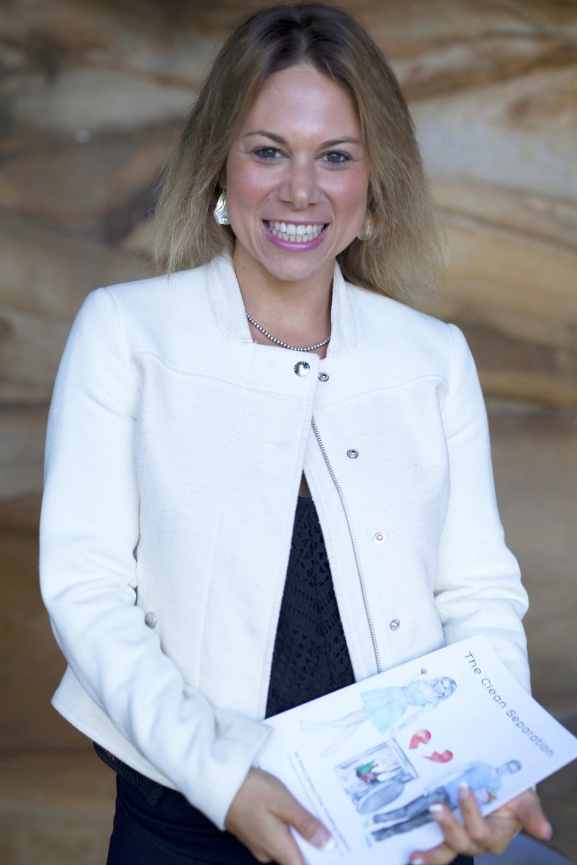 Uplift Food Founder Kara Landau.