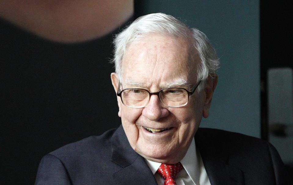 Warren Buffett, by Nati Harnik-AP