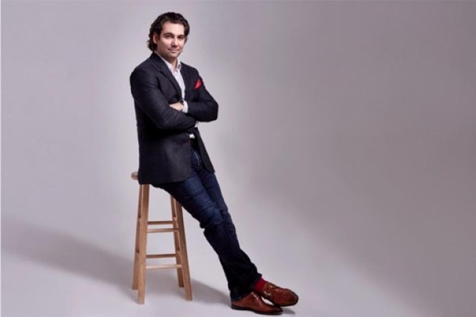 Steven Wolfe Pereira, CEO of Encantos.
