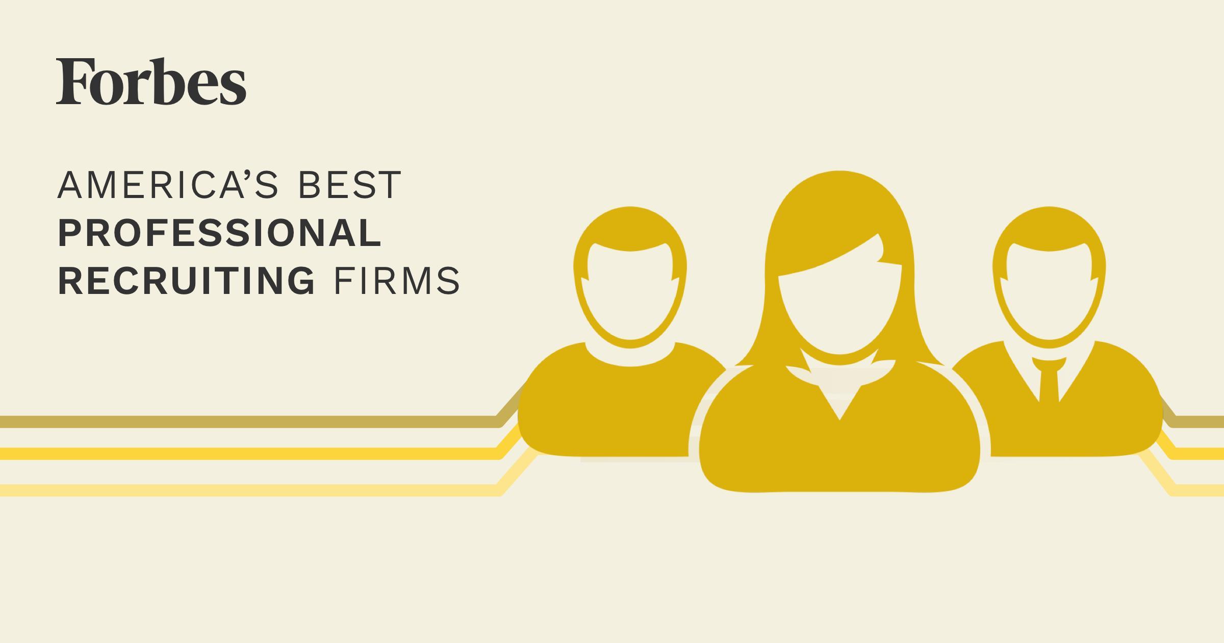 America's Best Professional Recruiting Firms