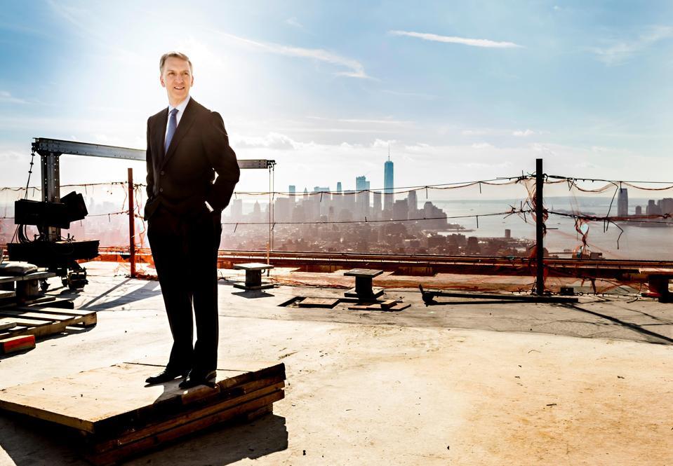 Bruce Flatt, CEO of Brookfield Asset Management