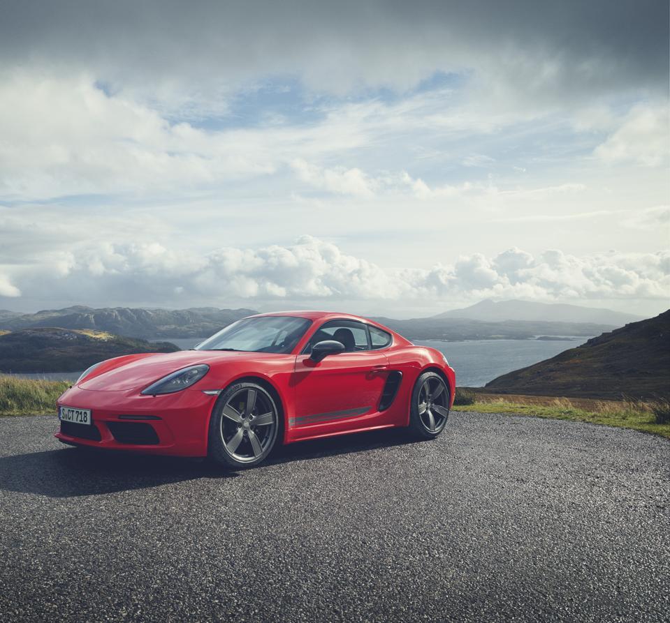 J.D. Power Study Says Porsche Is Doing The Best Job Keeping Customers Happy