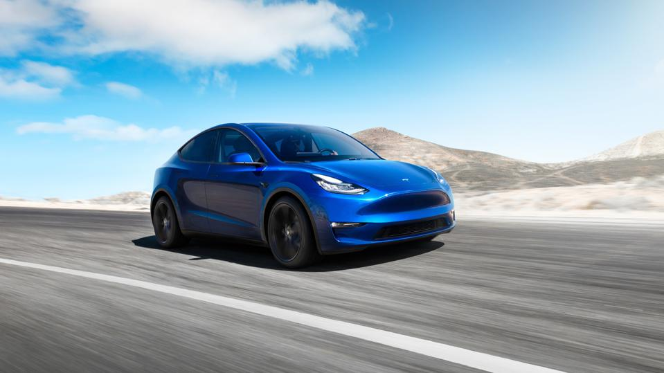 Tesla S Model Y Suv Arrives In 2020 And Competitors Will Be Waiting