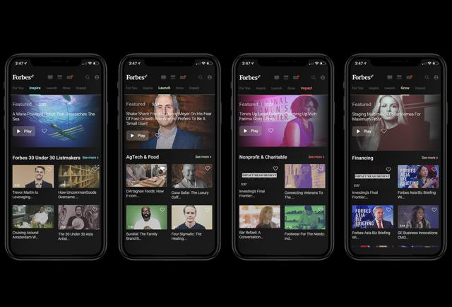 Forbes And AW3 Media Introduces Forbes8, A Digital Video Network To Inspire Every Phase Of An Entrepreneur's Journey