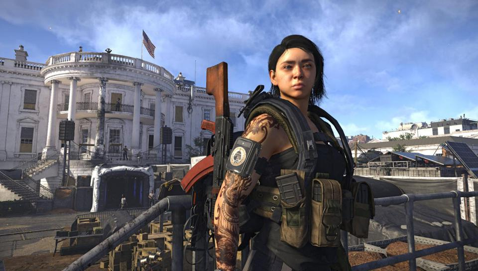 How To Survive Playing 'The Division 2' Solo
