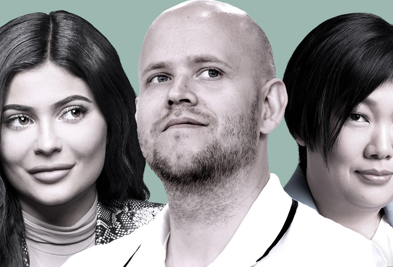 From Kylie Jenner To Daniel Ek, The 10 Most Notable New Billionaires Of 2019
