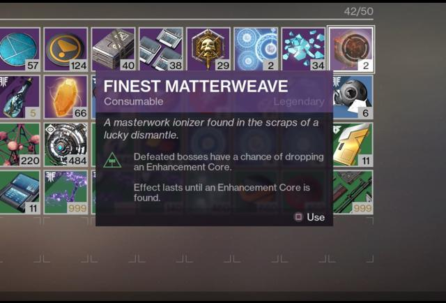 What I'm Hoping To See With Destiny 2's Promised Changes To Enhancement Cores