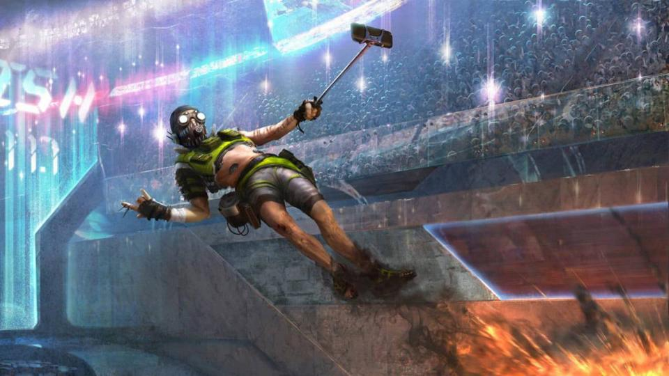 Octane's Entire Design In 'Apex Legends' Is Inspired By A