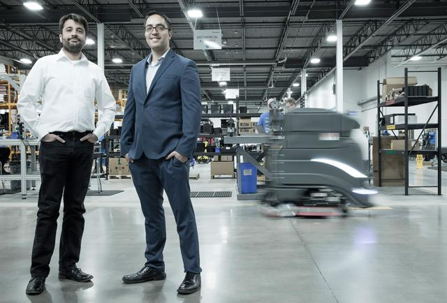 Dirty Work For Robots: How Two Young Immigrant Entrepreneurs Created Oven-Sized Roombas To Chase A $5B Opportunity