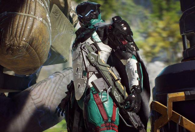 Here Are All The New Major Changes Coming To 'Anthem,' From Cosmetic Chests To Legendary Missions