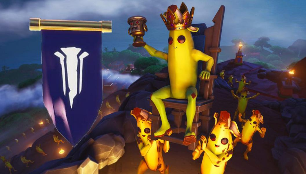 'Fortnite' Season 8, Week 4: Where To Find The Hidden Banner In The Loading Screen