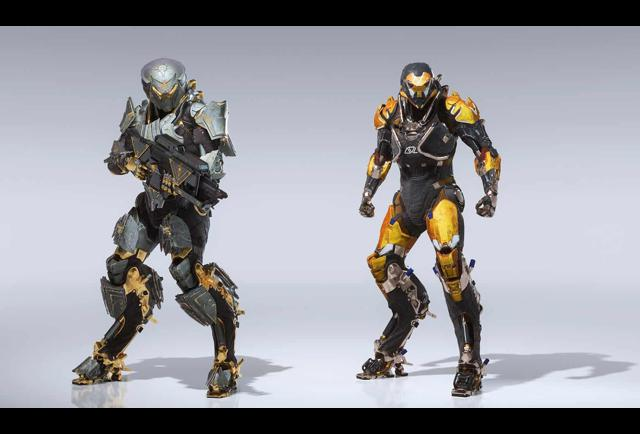 Anthem's New Cosmetic Elysian Caches Are Not Going To Contain Cosmetic Armor