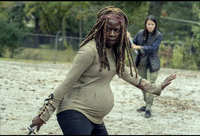 The Four Women Of Color Who Have Made 'The Walking Dead' Season 9 Great