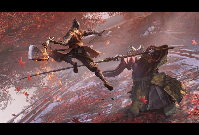 'Sekiro: Shadows Die Twice' Is Tied For Best-Reviewed Game Of 2019