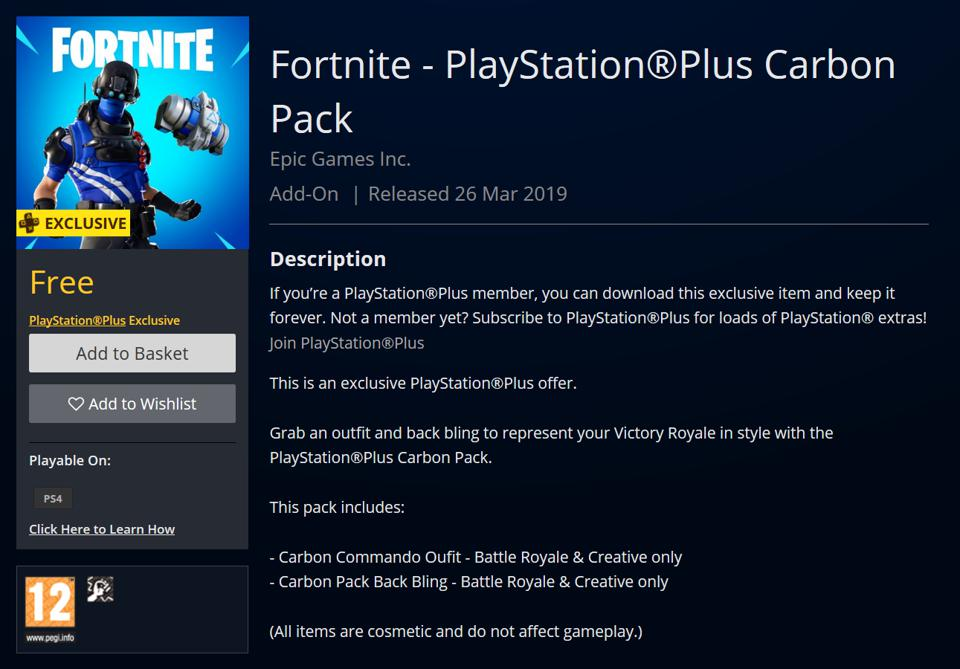 How To Get Fortnite's New, Exclusive, Free PlayStation Plus