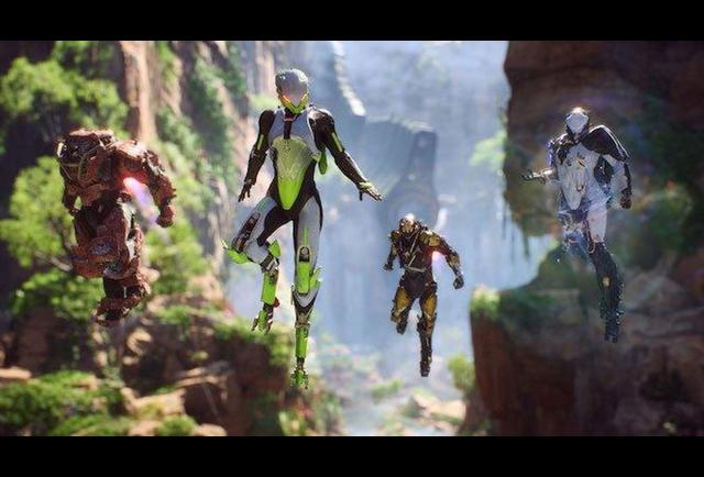 Anthem's New 1.0.4 Patch: Massive Buffs, More Loot And The Biggest Fix The Game Needed